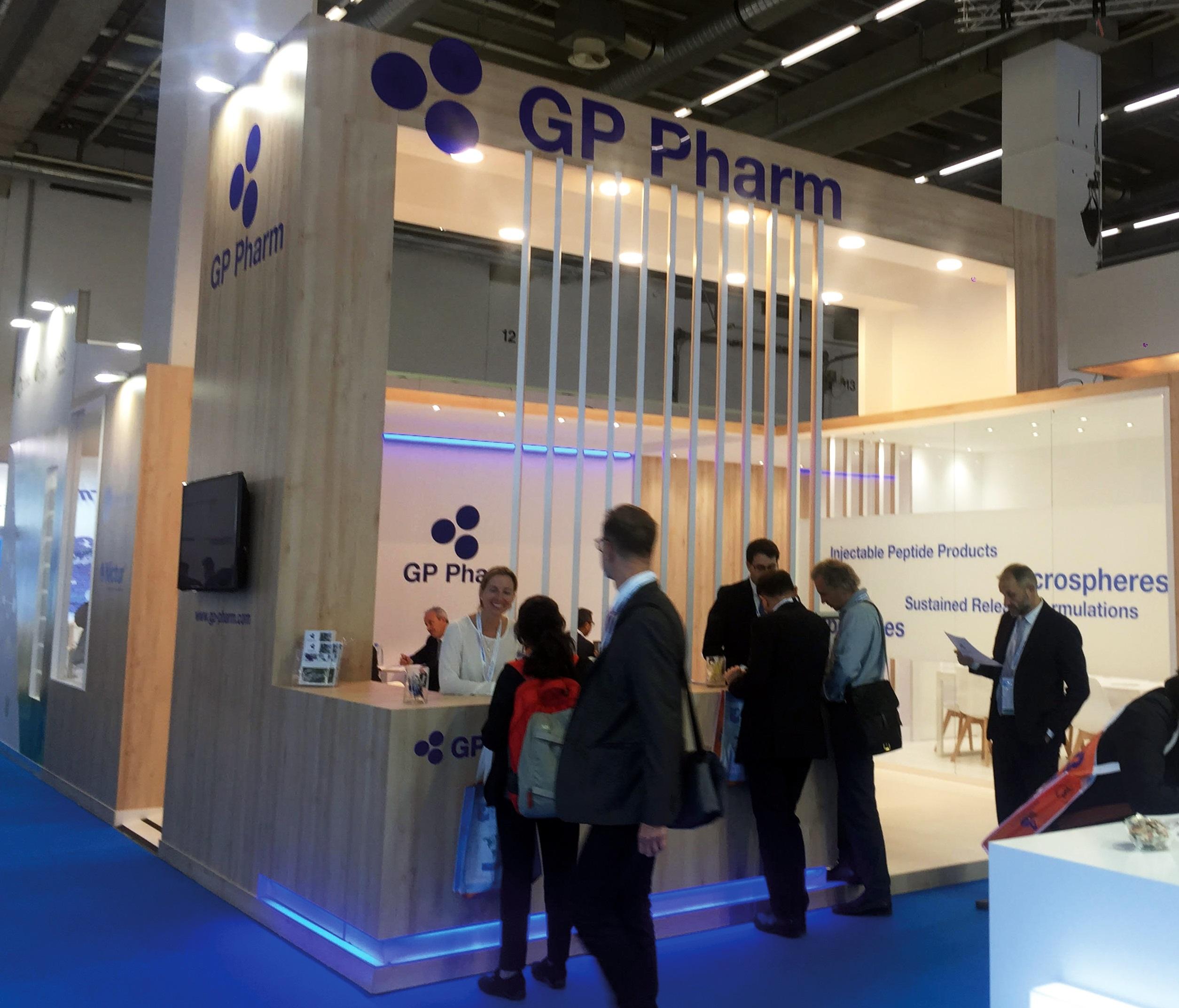 GP Pharm present a la CPhI Worldwide