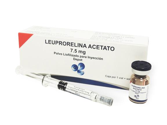 Leuprolide Depot 7.5mg