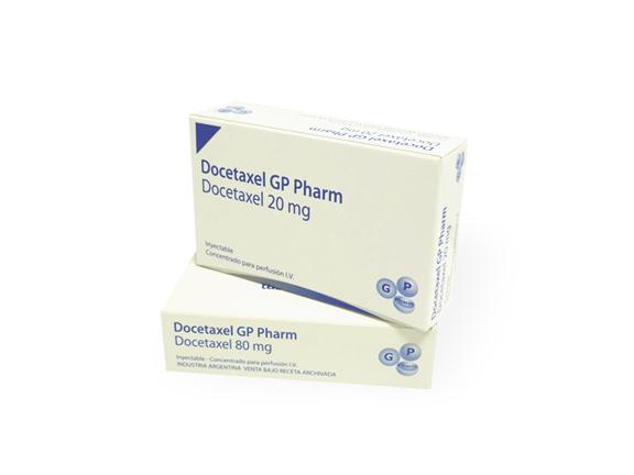 Docetaxel GP-Pharm